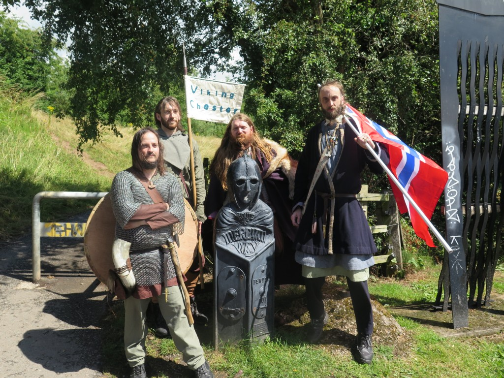 Viking Chester representatives